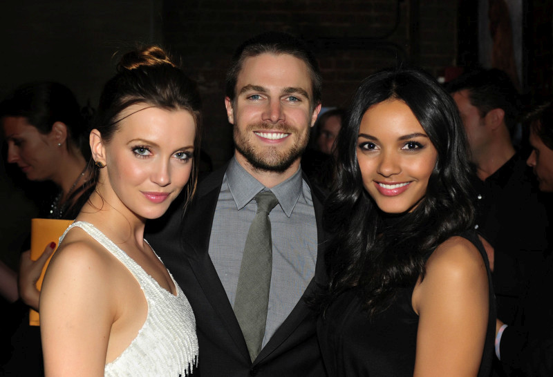 THE CW UPFRONTS 2012