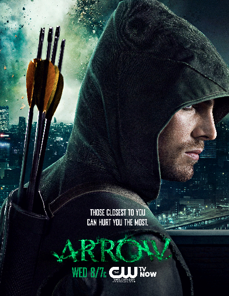 arrow cw tv show - photo #19