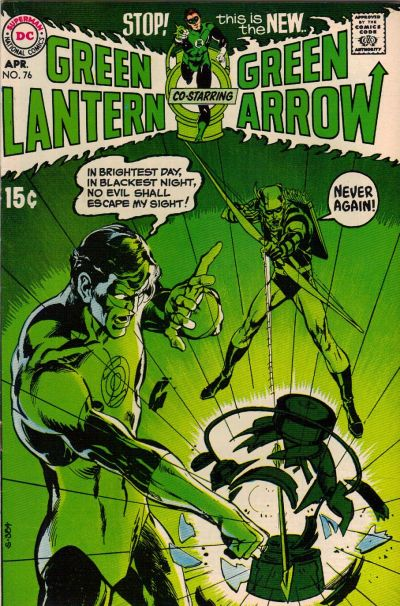 1. Hal Jordan (Green Lantern)