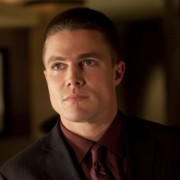 Stephen Amell Is Oliver Queen/Green Arrow In Arrow