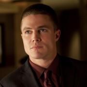 Stephen Amell Is Oliver Queen/Green Arrow In Arrow