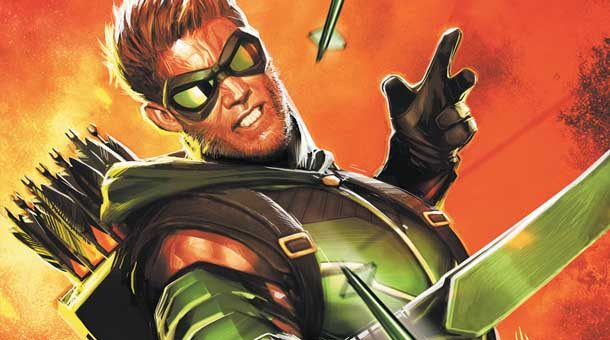 Green Arrow One Of Three CW Pilots To Be Shot