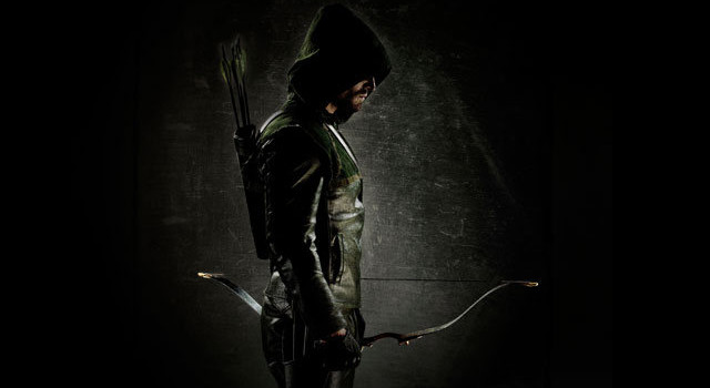 The First Official Image From Arrow Is Released!