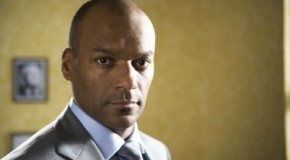 Man Of Steele: Colin Salmon Is Green Arrow's New Stepdad