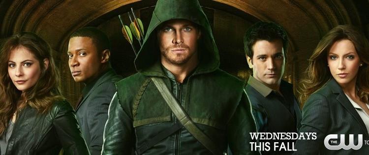 New Arrow Promo Art & Facebook Page