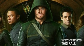 Stephen Amell Talks To MTV About Costumes, Training & Smallville