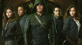 A Larger Version Of That Photoshopped Arrow Cast Photo
