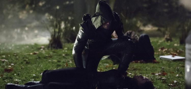 """Arrow #1.8: """"Vendetta"""" Recap & Review"""
