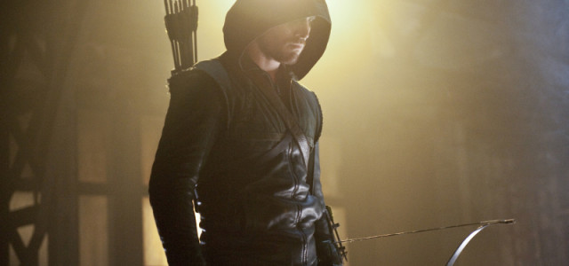 Arrow: Titles For Episodes 12 & 13 Revealed!
