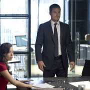 On-Set Interview: Andrew Kreisberg On Season 2's Premiere, Summer Glau & The Flash