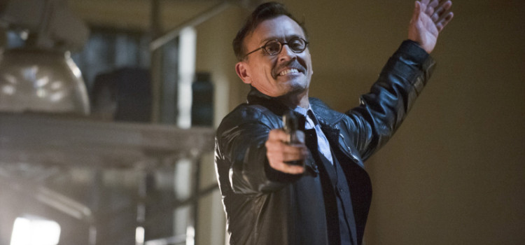Arrow's Clock King Will Strike Flash Episode 7