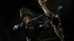 Video: New Arrow Promo – With The Huntress In Action!