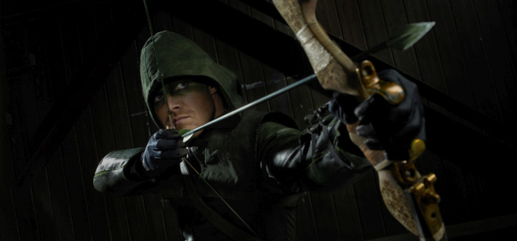 Arrow Premieres In Just 20 Days!