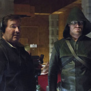 Arrow: Behind-The-Scenes Images From The Pilot