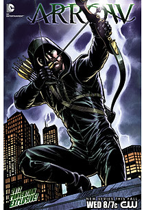 Arrow Preview Comic To Be Distributed At Comic-Con