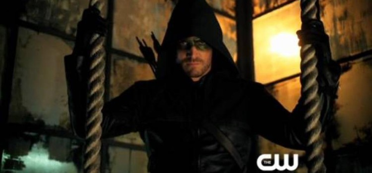 New CW Promo Campaign Leads Off With A Masked Arrow