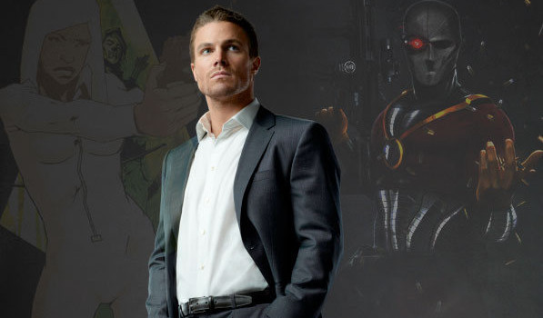 Arrow Scoop: Stephen Amell Talks Deadshot & China White