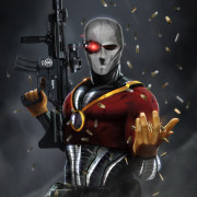 Arrow's Producers Talk Deadshot's Look & Answer The Justin Hartley Question