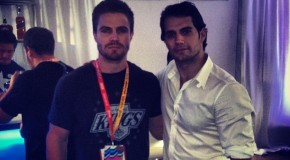 When Green Arrow Met Superman…