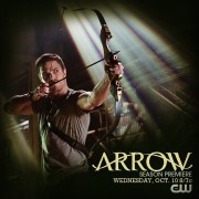 New CW Arrow Promo Art