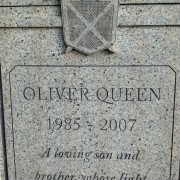 R.I.P. Oliver Queen, 1985-2007