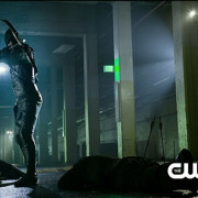 Another Clip From The Arrow Pilot