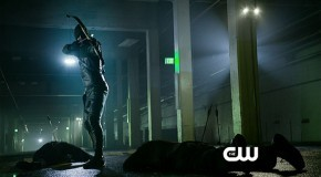 Screen Captures From One Of The Newer Arrow Trailers