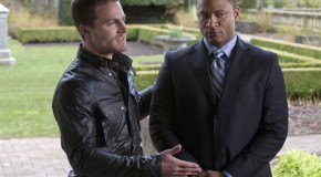 Arrow: David Ramsey (John Diggle) Video Interview