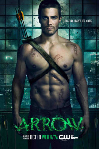 Pre-order Arrow Season 1 on Blu-ray and DVD!