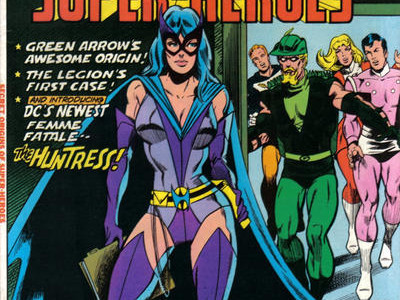 "Huntress In Arrow Episode 6 ""Legacies?"" Nope…"