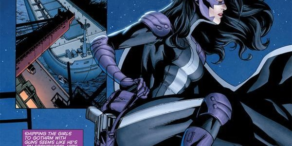 Another DCU Female To Face The Arrow: The Huntress Is Coming!