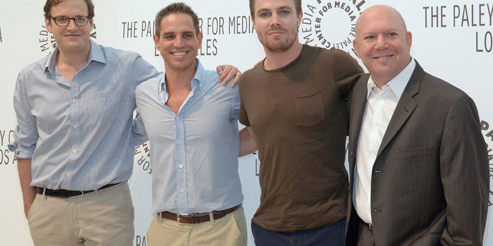 20 Days To Arrow: Stephen Amell Talks Oliver/Laurel & How Things Are Going