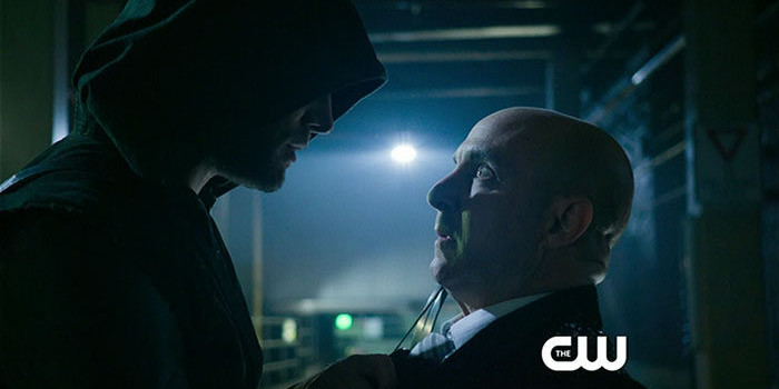 Screencaps From The Latest Arrow Preview Clip