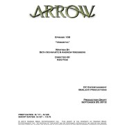 Arrow Episode 8 Title Revealed!