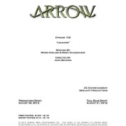 "Arrow Episode 6 ""Legacies"" Credits Revealed"