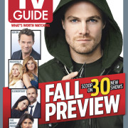 Here's The Cover: Arrow On TV Guide Magazine's Fall Preview Issue