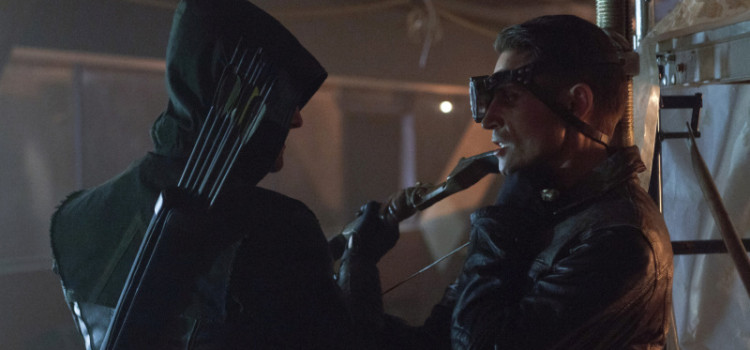 "Arrow #1.3 ""Lone Gunmen"" Recap & Review"