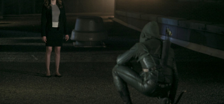 "Images From Arrow Episode 4 – ""An Innocent Man!"""