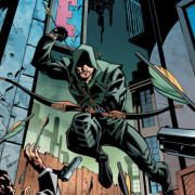 Arrow Print Comic #3 Solicitation