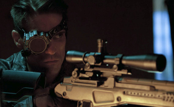 Images Of Michael Rowe As Arrow's Deadshot Surface