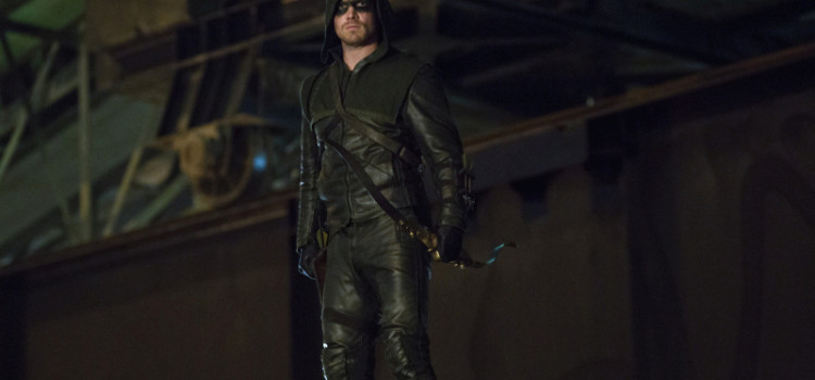 The Arrow Episode #5.21 Title Is A Throwback