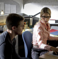 Classic Arrow Script Pages Showcase Felicity's First Appearance