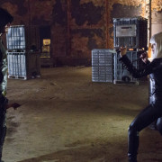Video: Behind The Scenes Of Arrow Vs. China White!