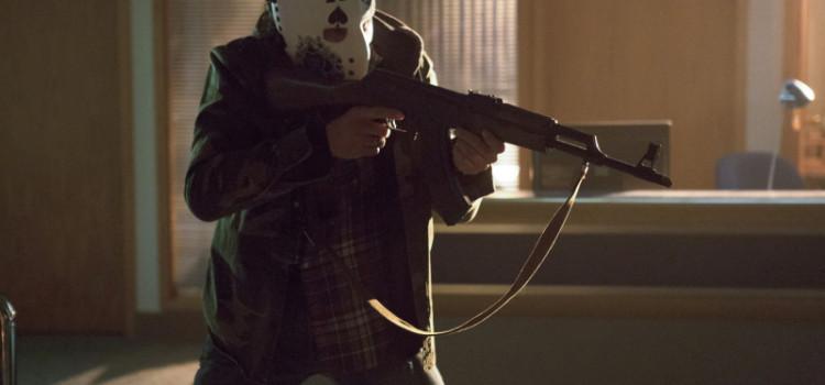 New Arrow Promo Shows Off Villains