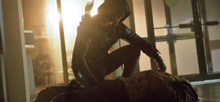 "Arrow #1.6: ""Legacies"" Recap & Review"