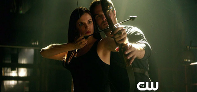 "Arrow Episode 8 ""Vendetta"" Promo Trailer Screencaps!"