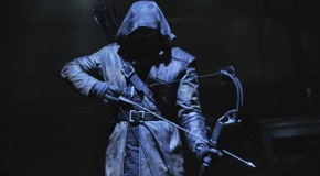 """Arrow Episode 9 """"Year's End"""" Images: Is This The Dark Archer?"""