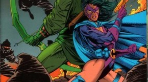 Muses Of Fire: Geoff Johns &#038; Andrew Kreisberg Talk About The Huntress On Arrow