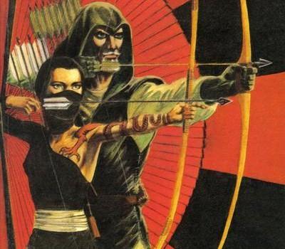 "Casting News: Arrow Is Seeking Shado For Episode 14 ""The Odyssey"""