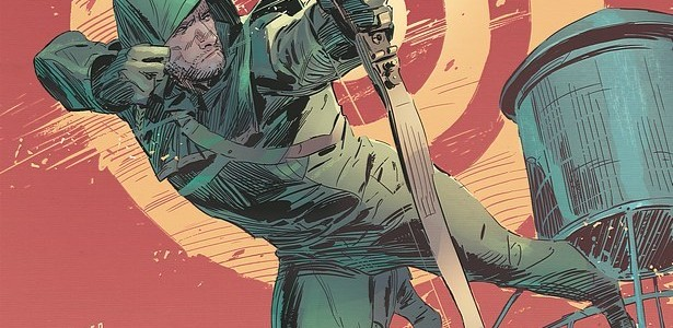 Arrow Print Comic #5 Details & Cover!